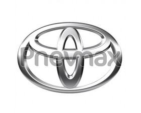 Пневмоподушка Toyota Sequoia задняя левая (восстановленная)